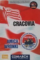 Program KS Cracovia - Amica Wronki Idea Ekstraklasa (31.07.2005)