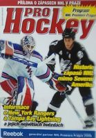 Program NHL w Pradze (New York Rangers - Tampa Bay Lightning) 4-5.10.2008