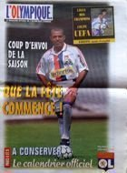 Program Olympique Lyon sezon 1999/2000