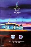 Program Zenit Sankt Petersburg - Glasgow Rangers Finał Pucharu UEFA (14.05.2008)