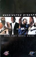 Washington Wizards. Informator dla mediów 2000-01