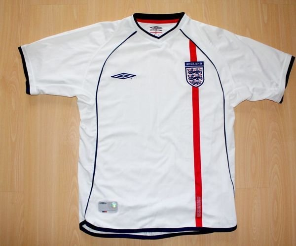 1aece54dfcaa Koszulka Reprezentacja Anglii umbro (produkt oryginalny) ...