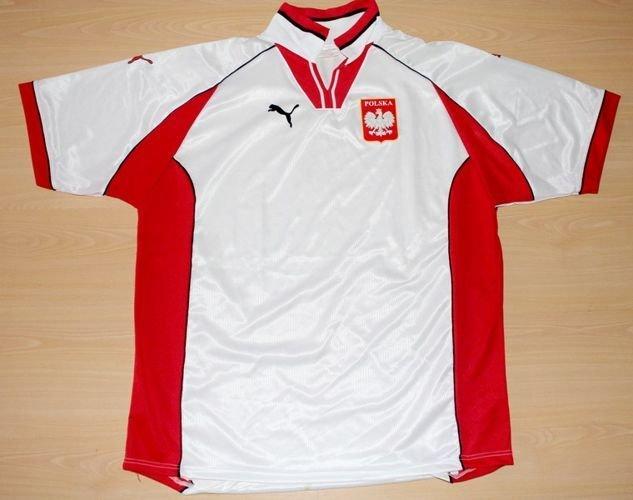 6792ed5aeea4 Koszulka Reprezentacja Polski 1999 (produkt oficjalny) ...