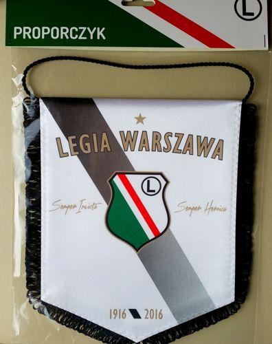 89e4262dd Proporczyk Legia Warszawa (oryginalny)   Proporczyki \ Polskie ...