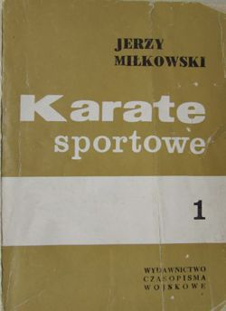 Karate sportowe - tom 1