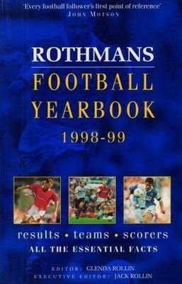 Rothmans Football Yearbook 1998-99
